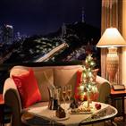 크리스마스,와인,서울,제공,이용,패키지,호텔,객실,분위기,준비