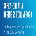 크로아티아,한국,비즈니스