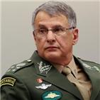 코로나19,판정,브라질,양성,육군