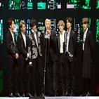 방탄소년단,음악,무대,카카오