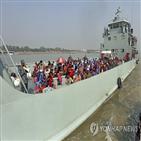 방글라데시,난민,이주,정부,거주지