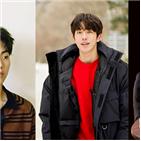몸매,배우,스타,남주혁,근육,성훈,운동,몬스타엑스
