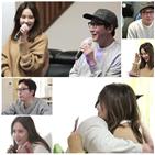 오현경,탁재훈,손편지,커플,김수찬