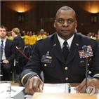사령관,오스틴,국방장관,바이든,흑인,당선인,국방부,퇴역,경험