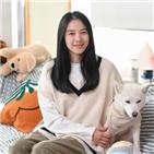 조윤희,유기견,방송,동물농장,직접