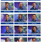 우주비행사,여성,후보,NASA,명단,착륙
