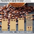 커피,찌꺼기,커피박,퇴비,에너지,바이오,수거,스타벅스