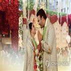 힌두교도,결혼,결혼식,인도,사랑,지하드,종교,신부,위해,러브