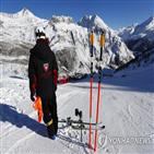 스키장,카탈루냐,스페인,금지,오스트리아