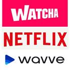 콘텐츠,국내,서비스,드라마,인기,넷플릭스,웨이브,오리지널,제공,프로그램