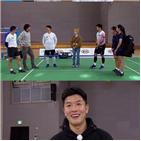 박찬호,김병현,고수,이영표