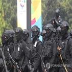 인도네시아,테러,카르,체포,폭탄