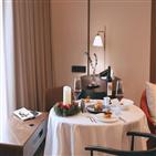 객실,오디오,호텔,제공,인터컨티넨탈,패키지