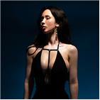 윤하,모델