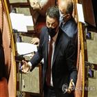연정,코로나19,이탈리아,총리,위기,계획,정당