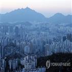아파트,평균,단독주택,매매가,서울,가격,연립주택