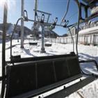평창,스키장,확진,감염,발생,2단계