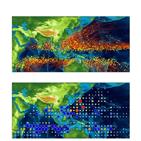 열대저기압,대기,증가,태풍,발생,격자,연구,시뮬레이션