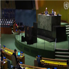 북한,결의안,채택,유엔총회,인권,컨센서스,인권침해,조직,상황