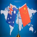 중국,호주,양국,제소,반덤핑,정치적