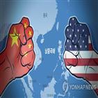 중국,미국,아세안,협약,설정