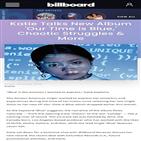 앨범,케이티,대해,인터뷰,빌보드