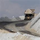 석탄,호주,중국,수입,전력,중단