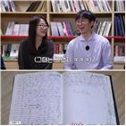 김은희,작가,장항준,부부,책장,감독,발견,표식