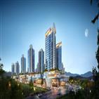 현대건설,디에이,아파트,수주,브랜드,최초,재건축,최대,힐스테이트,적용