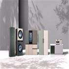 공간,인테리어,미니멀리즘,오브제컬렉션,LG,냉장고,컬러