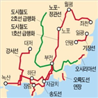 노선,도시철도망,급행,연장,방안