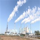 1·2호기,석탄발전,올해,신재,발전,설비용량,건설