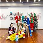 드라큘라,공개,데뷔,퍼포먼스,크리스마스,영상,버전