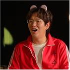 트로트,유세윤,방구석1열,캐릭터