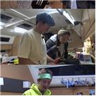 장혁,허경환,팬케이크,요트원정대,요리