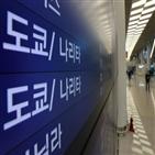 일본,변종,코로나19,확진,공항