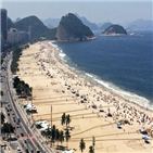 해변,브라질,코로나19,금지,상파울루주,관광객