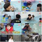 나은이,진우,시청률,수영,모습