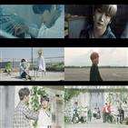 멤버,베리베리,뮤직비디오,소중력