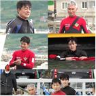 온주완,바다,바다경찰2,신임경찰