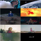 소녀,이달,장면,차트,영상,연결