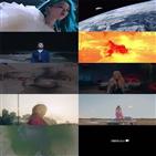 소녀,이달,연결,장면,차트,영상,세계관