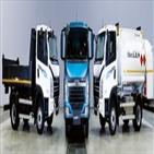 트럭,준중형,시장,적용,타타대우,시스템,엔진,출시