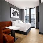 그래비티,호텔,공간,다양,객실,브랜드,판교,프로그램,라이프스타일,컬렉션
