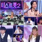 미스트롯2,트롯,본선,마스터,역대,방송,미션,반전