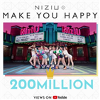 2억,뮤직비디오,기록,프로그램,일본,데뷔