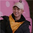 송민호,갬성캠핑,연애,캠핑