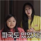 윤혜진,영상