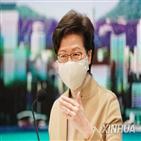 홍콩보안법,홍콩,국가,시행,홍콩인