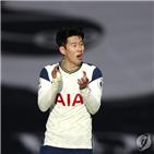 손흥민,케인,토트넘,시즌